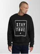 Rocawear Pullover Stay True schwarz