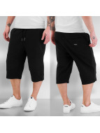 Rocawear Shorts Fleece schwarz