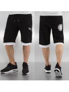 Rocawear Shorts Contra Sport schwarz