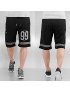 Rocawear shorts D. Mesh zwart