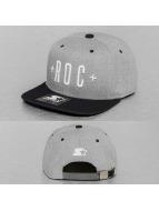 Rocawear snapback cap Grey Roc grijs