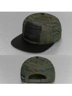 Rocawear Snapback Cap Jungle oliva