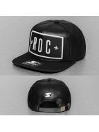 Rocawear snapback cap Black Roc zwart