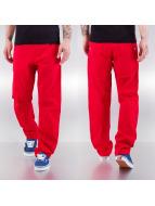 Rocawear Spodnie wizytowe J czerwony