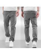Rocawear Spodnie wizytowe Slim Fit szary