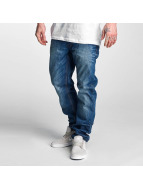Rocawear Relaxed Fit Jeans Light Mid Blue
