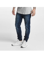 Rocawear Pune Tapered Stretch Fit Jeans Dark Blue Washed