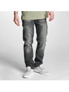 Rocawear Relaxed Fit Jeans Dark Grey Wash