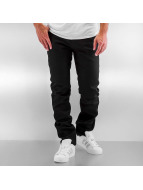 Rocawear Straight fit jeans Relaxed Fit zwart