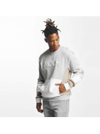 Rocawear Sweat & Pull Retro Sport Crew Neck gris