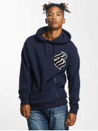 Rocawear Sweat capuche Retro Basic bleu