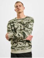 Rocawear Sweatshirt Pastel Olive Camo