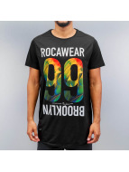 Rocawear T-paidat Rio 99 Long musta