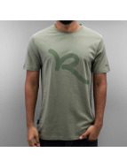 Rocawear T-paidat Logo oliivi