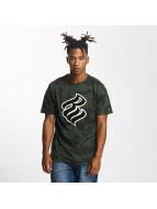 Rocawear Retro Army T-Shirt Olive Camo
