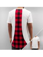 Rocawear T-Shirt Long blanc