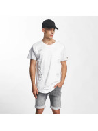 Rocawear T-Shirt Stripes blanc