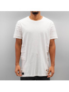 Rocawear T-shirt long oversize Wrinkles blanc
