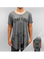Rocawear T-shirt longoversize Till The End gris