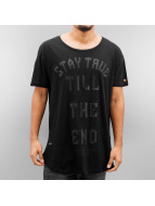 Rocawear T-shirt long oversize Stay True noir