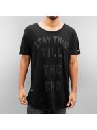 Rocawear T-shirt longoversize Stay True noir