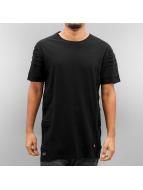 Rocawear T-shirt longoversize Wrinkles noir