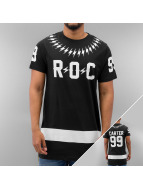 Rocawear T-Shirt ROC Injection Long noir