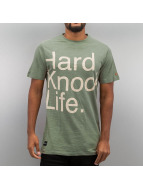 Rocawear t-shirt Hard Knock Life olijfgroen