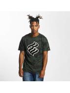 Rocawear T-shirt Retro Army oliv
