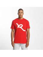 Rocawear T-shirt Logo rosso