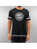 Rocawear T-Shirt Double Mesh Long schwarz