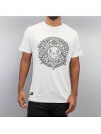Rocawear T-Shirt Medusa weiß