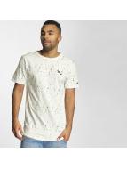 Rocawear T-Shirt pointed weiß