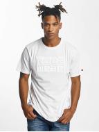 Rocawear T-Shirt Embossing weiß
