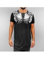 Rocawear t-shirt D Butterfly Long zwart