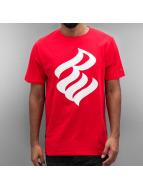 Rocawear T-shirtar Logo röd