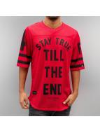 Rocawear T-Shirty Football czerwony