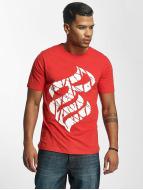 Rocawear Fingerprint T-.Shirt Red