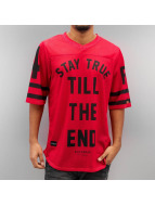 Rocawear Tall Tees Football rouge