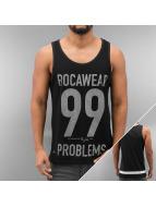 Rocawear Tank Tops Sport De Lux 2 Basketball musta