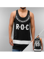 Rocawear Tank Tops ROC Injection nero