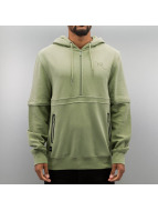 Thur Hoody Grey Olive...
