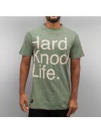 Rocawear Tričká Hard Knock Life olivová