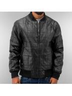 Rocawear Veste d'hiver Roc Quilt noir