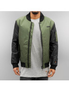 Rocawear Nick  Jacket Grey Olive