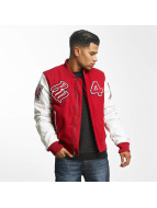 Rocawear Winter Jacket Montreal red