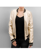 Rock Angel College Jacket Elodie gold colored