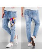 Rock Angel Jeans Boyfriend Caren bleu