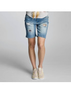 Rock Angel shorts Charlotta blauw