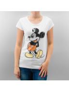 Rock Angel T-paidat Mickey valkoinen